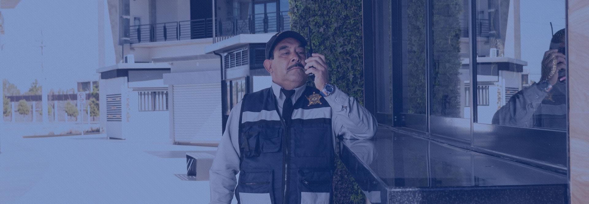 ¿Qué preparación deben tener un guardia de seguridad?