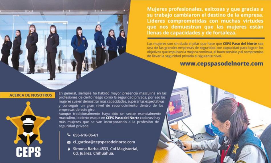 CEPS en Revista MEXICO INDUSTRY Edición Marzo 2021